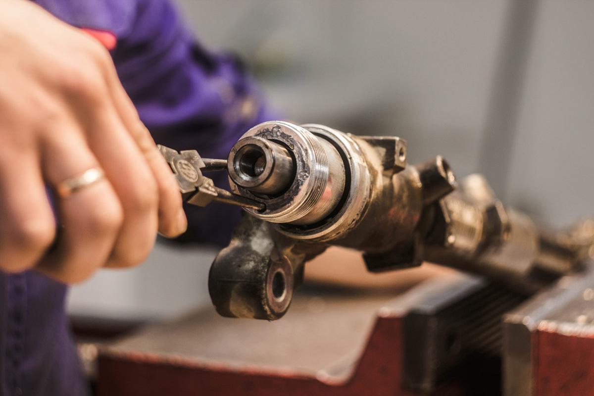 Недорогой ремонт и производство карданных валов